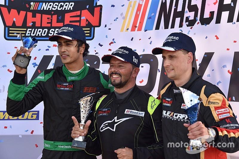 Deodhar steps up to Elite 2 class of Euro NASCAR