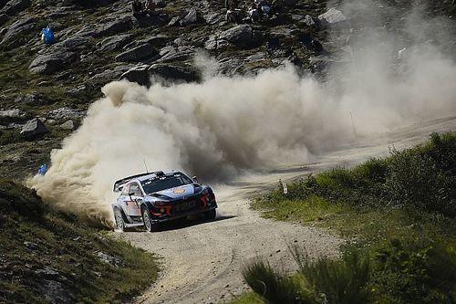 WRCポルトガル土曜:ヌービル首位堅持。トヨタのラッピ5番手