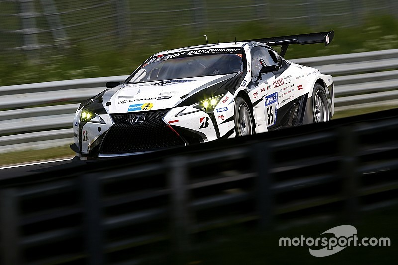24h Nürburgring: Toyota auch 2019 mit Lexus LC am Start