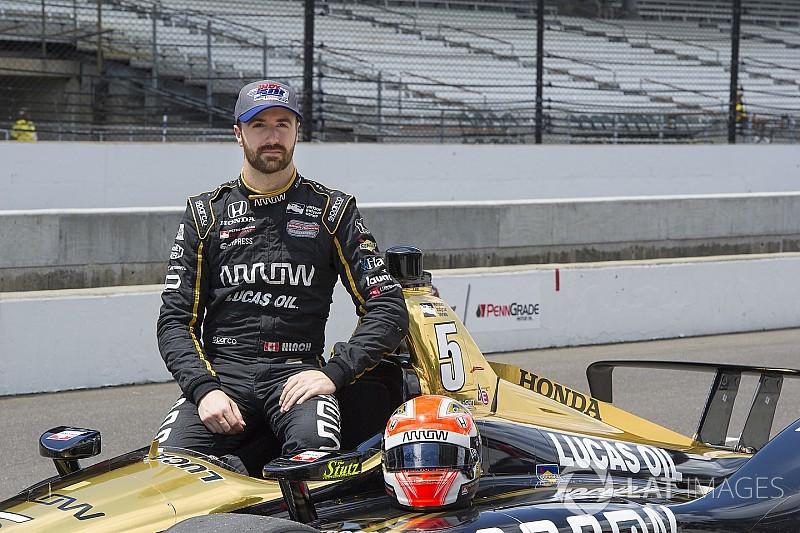 Хинчклифф оставил надежду выступить в Indy 500
