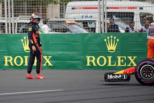 Lauda dice que Verstappen tuvo mayor culpa en el accidente