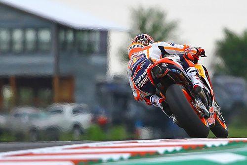 Honda in Jerez: Marquez optimistisch, Pedrosa angeschlagen