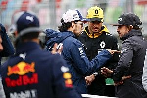 F1 chiefs join drivers in meeting over sport's future