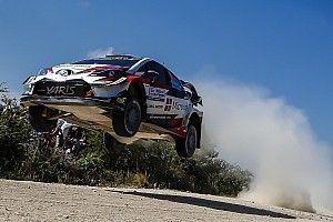 Toyota: per la prima volta Ott Tanak partirà da favorito in Portogallo