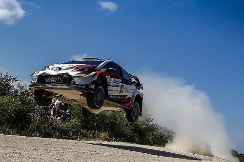 WRC Rallye Argentinien: Ott Tänak siegt erstmals als Toyota-Fahrer