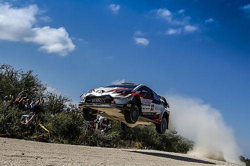 Тянак принес Toyota первую победу в сезоне