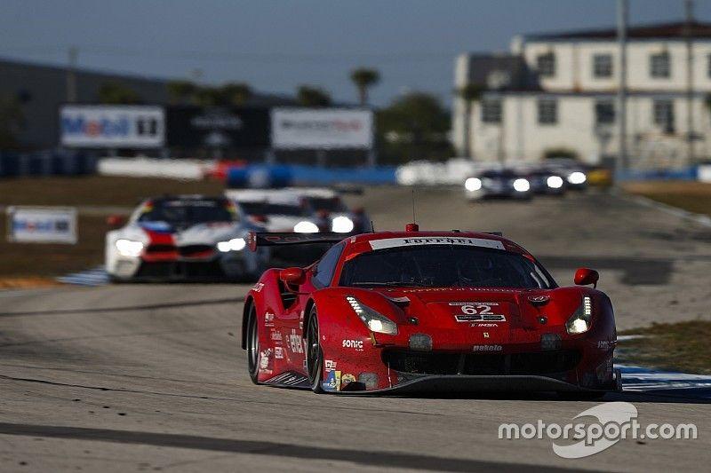 Il Risi Competizione torna in IMSA in occasione della Petit Le Mans