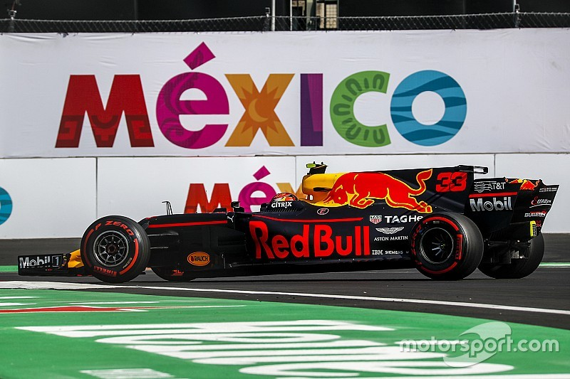 Mercedes vreest sterk Red Bull in Mexico