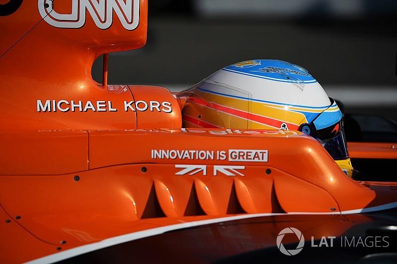 """Alonso: """"Por primera vez en tres años teníamos el mejor coche"""""""