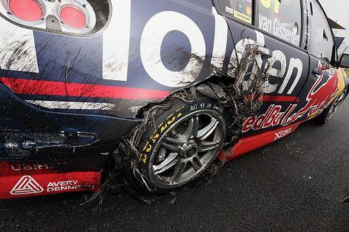 Пончики-убийцы: новозеландец так радовался победе, что повредил машину