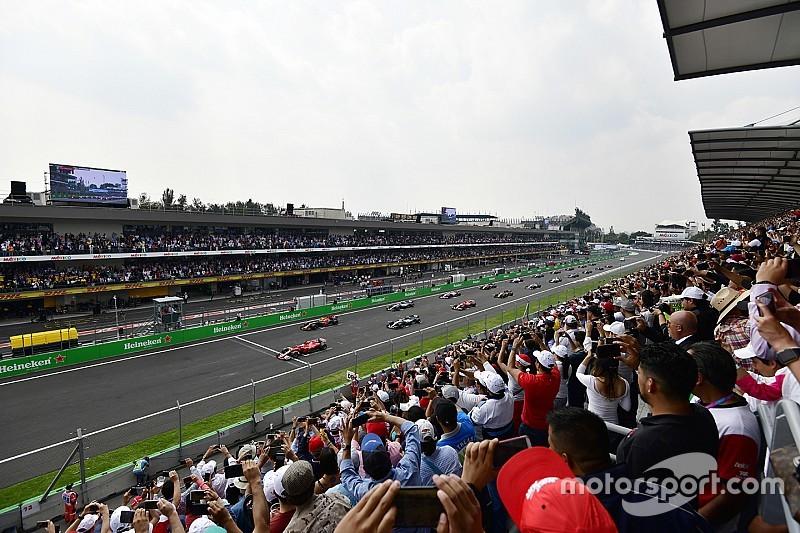 """México busca """"outras alternativas"""" para manter F1 no país"""