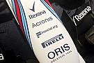 Williams anuncia chegada de novo patrocinador para 2018
