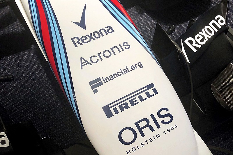 Williams secures Acronis sponsorship deal