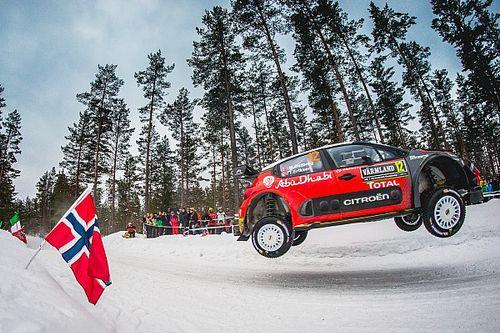 Citroen convoca a Ostberg para dos rallies más del WRC 2018