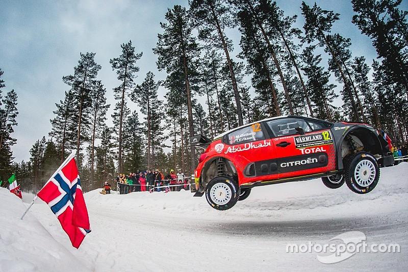 [WRC] 奥斯伯格确认将再为雪铁龙参加两场WRC分站