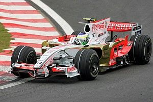 A Force India összes F1-es autója 2008 óta