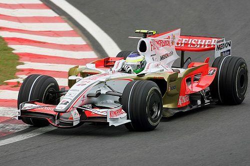GALERÍA: Todos los autos de F1 de Force India desde 2008