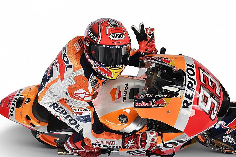 Márquez confirma novo contrato com Honda na MotoGP até 2020