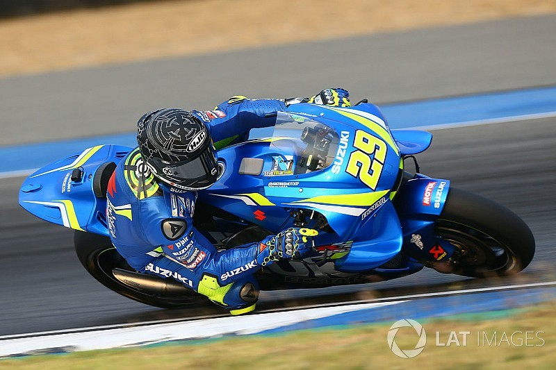 "Suzuki ""optimistic"" of 2019 satellite MotoGP deal"