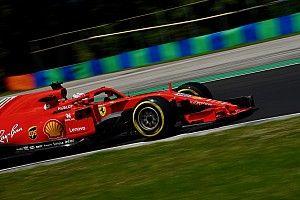 Giovinazzi rompe el récord de Vettel para terminar el día en lo alto