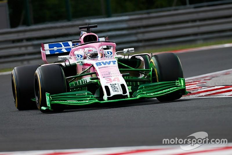 Force India, pendiente de su nuevo dueño para fabricar las actualizaciones