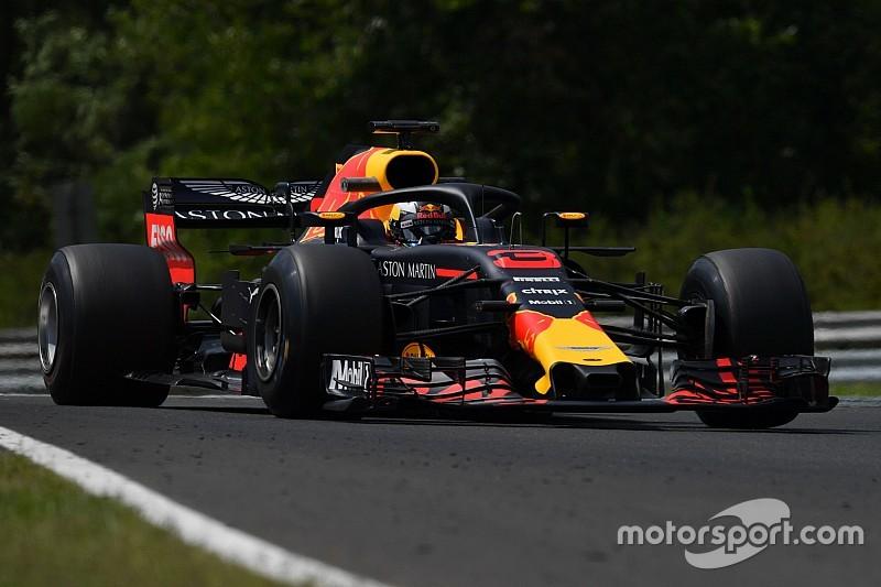 Ricciardo, testin ardından tatile çıkacağı için mutlu