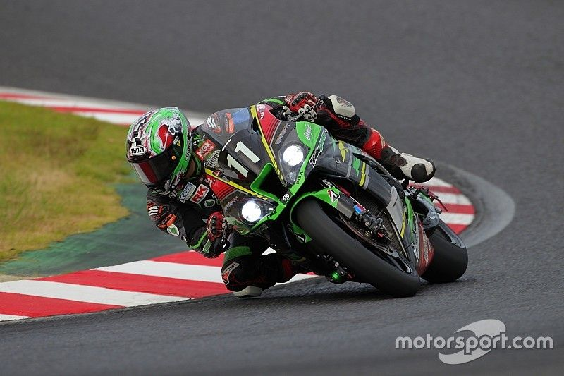 Suzuka 8 Hours: Rea takes provisional pole with lap record