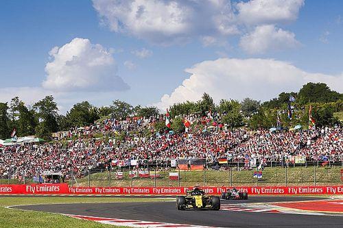 Última carrera antes de las vacaciones: los horarios del GP de Hungría