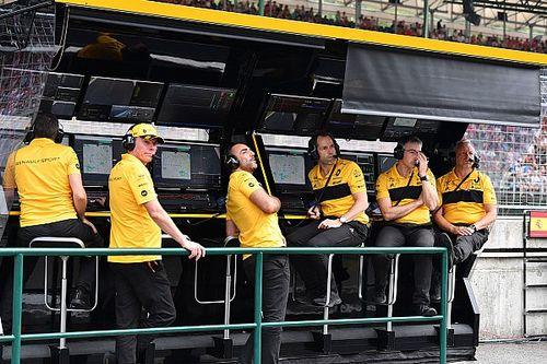 Csak 2 pontot szerzett a Renault, a csapat nem elégedett