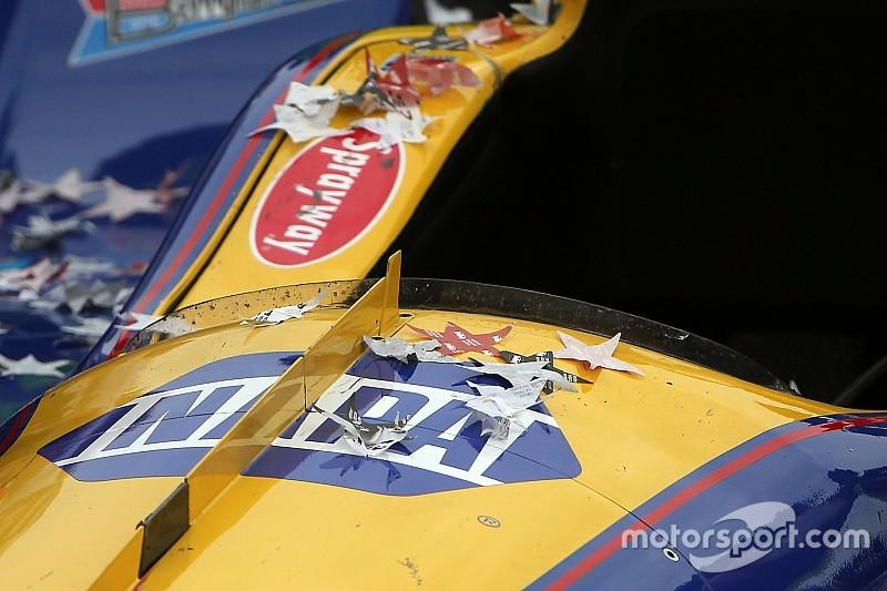 Massa critica los estándares de seguridad de IndyCar