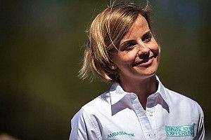 Susie Wolff teambaas bij Venturi Formule E-team