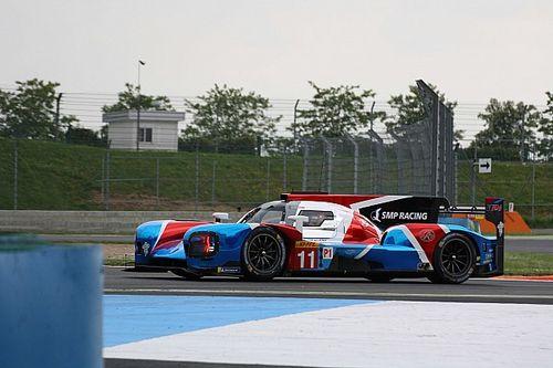Videó: Button és az első LMP1-es teszt