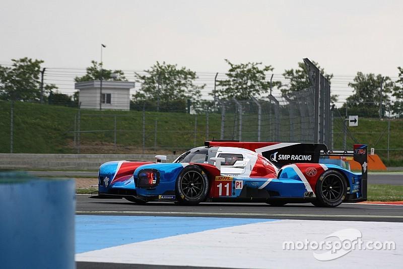 """Button """"très impressionné"""" par son roulage en LMP1"""