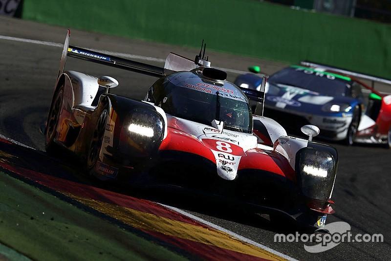 """Trafic : Alonso """"sait être plus lent"""" pour éviter les crashs"""