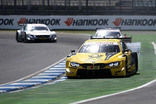 Timo Glock se anota la victoria en una espectacular carrera del DTM