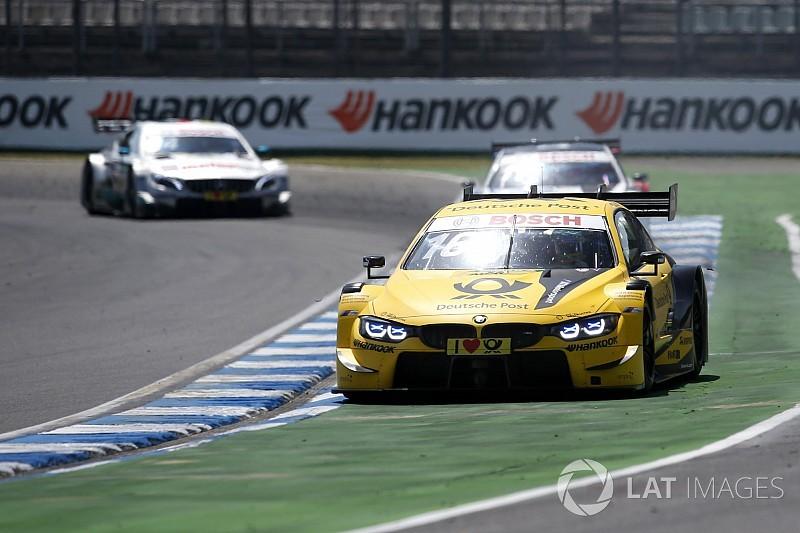 DTM Hockenheim: Heyecan dolu yarışı Glock kazandı!