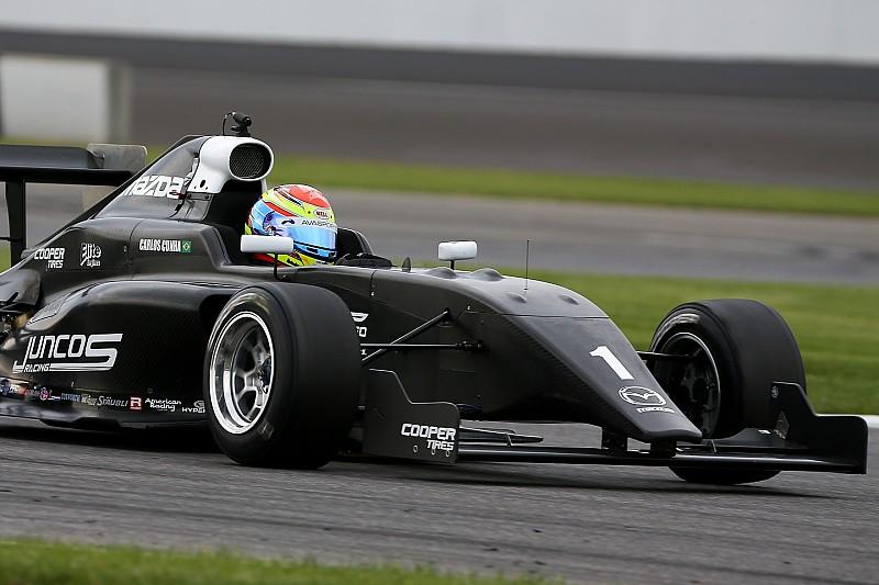 Carlos Cunha Filho acerta com Juncos para Pro Mazda em 2018