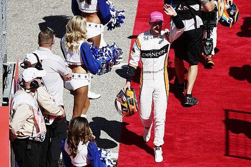 Vandoorne'un köşesi: Alonso'nun takımda kalması 2018 için McLaren'a yardım edecek