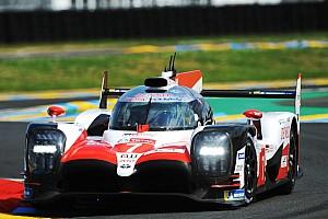 24 heures du Mans Résumé d'essais libres EL - Toyota en tête, Rebellion confirme