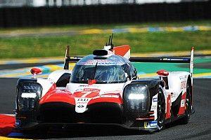 Doblete de Toyota en los entrenamientos libres de Le Mans