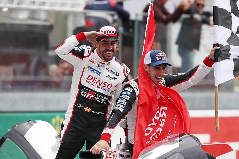 Alonso: Indy 500, Le Mans zaferinin ardından