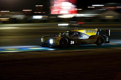 """Lammers na nacht Le Mans: """"We proberen niets doms te doen"""""""