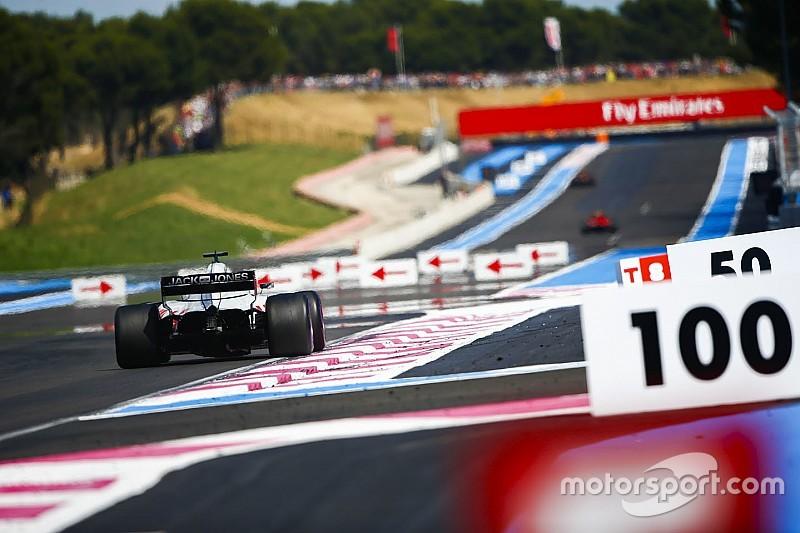 Le GP de France, l'une des courses les plus rapides en Europe