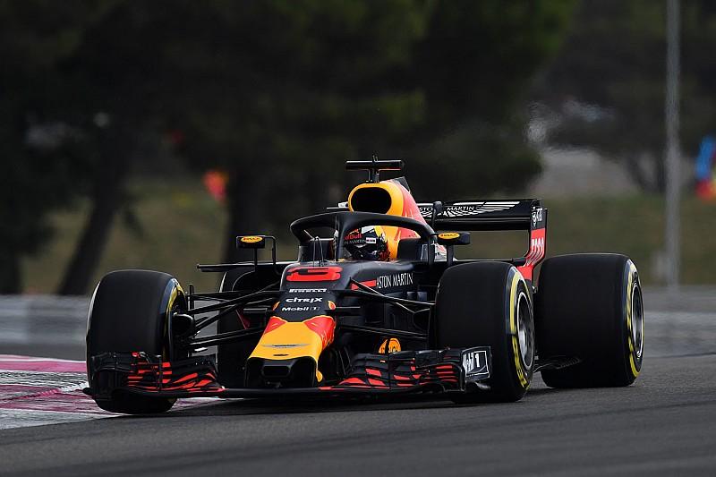 """Ricciardo: """"Ho tenuto un set-up ad alto carico e ho sbagliato. Domani sui rettilinei sarà durissima..."""""""