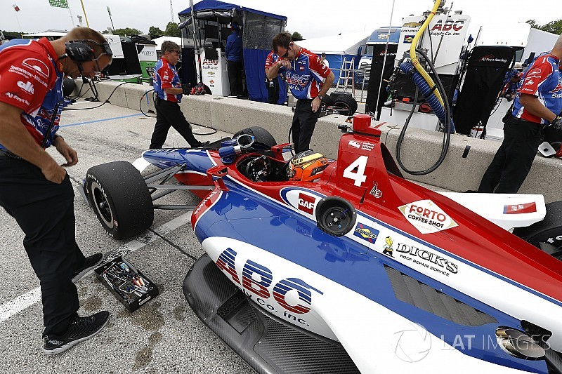 Foyt confirms ABC Supply, Kanaan, Leist to remain in 2019