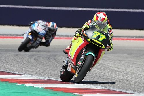 Aegerter forced to skip Jerez after cracking pelvis