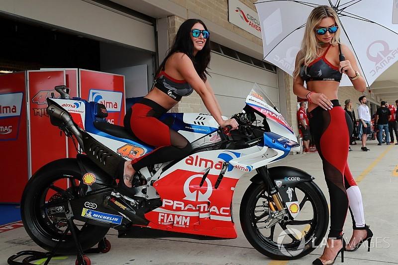 Самые красивые девушки Гран При Америк