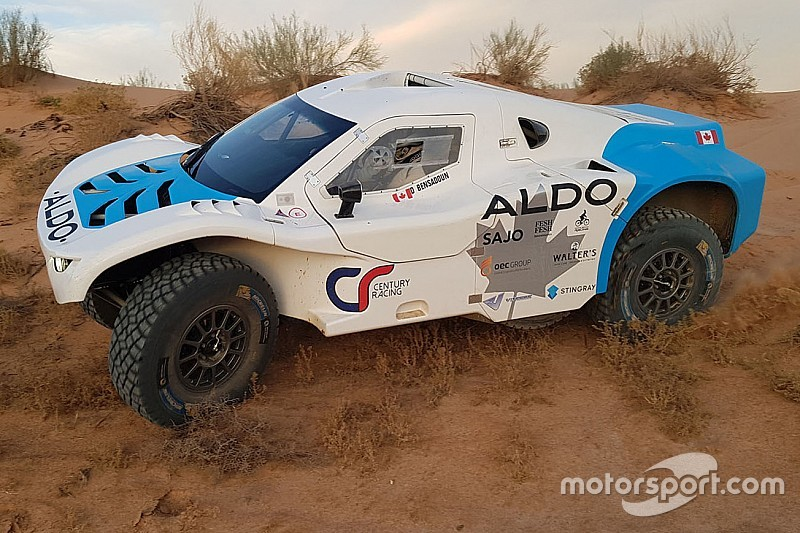 ALDO Racing launches new CR-6 rally truck