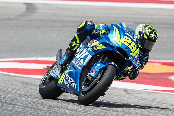 """MotoGP Últimas notícias Iannone se anima para GP: """"6 ou 7 pilotos têm bom ritmo"""""""