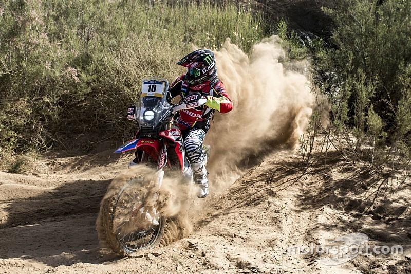 Barreda ya gana en la primera etapa del Merzouga 2018